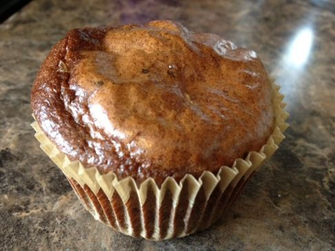Double Chocolate Protein Muffins (low carb/grain free)