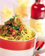 Vegetable Spaghetti Bolognese