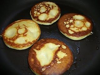 Sheila's Delicious Low-Carb Pancakes