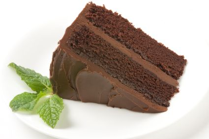 Lowfat Vegan Chocolate Cake