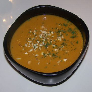 Peanut Soup (Flat Belly Diet)