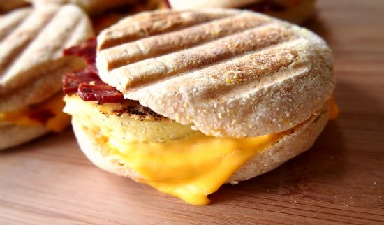 Breakfast Sandwiches To-Go