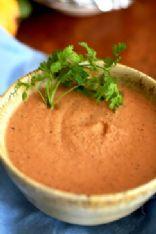 Creamy Cashew Tomato Soup