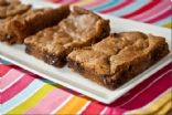 Not-Quite-Healthy and Not-Quite-Vegan Toffee Bars