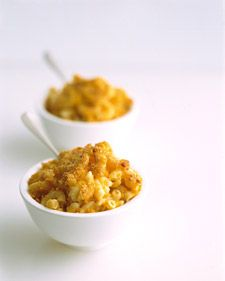 Healthy Macaroni and Cheese