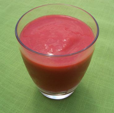 Strawberry-Orange Summer of Love Smoothie