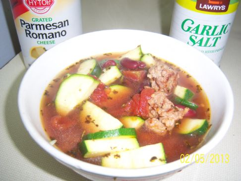 Italian soup