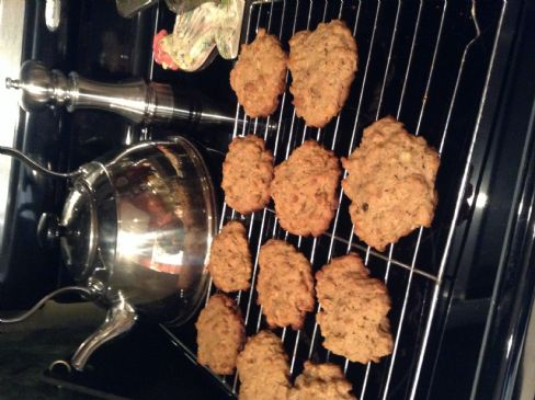 Low Carb Peanut Butter Cookies (8g)