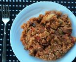 Cajun Light Jambalaya