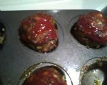 Mel's mini meatloaf muffins