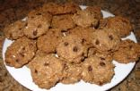 Oatmeal Raisin Healthful COOKIES