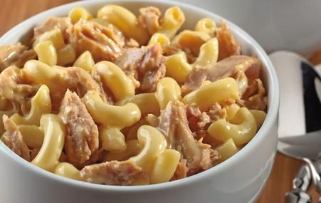 Kid Friendly Tuna Mac
