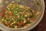 Easy Zucchini Salsa