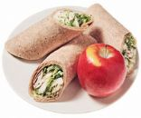 Turkey Ceaser Wrap