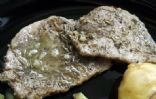 Pork Chops in White Wine Sauce