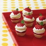 Personal Strawberry Shortcakes