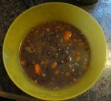 Ya-Ya Black Bean Soup