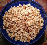 Caramel Corn - Homemade