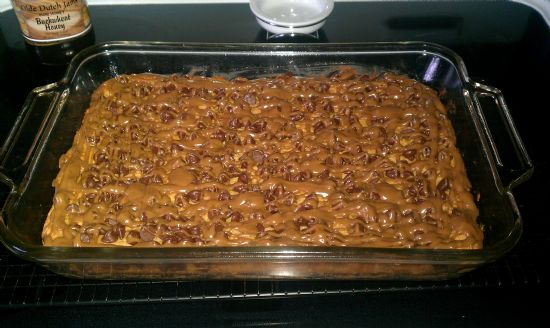 Jai's Peanut Butter Bars