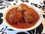 Salvadorian Meatballs