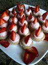 Strawberry Cupcakes- From Scratch!