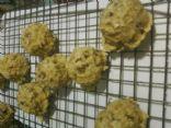 PEcan Maple Breakfast Cookies