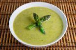 Leek & Asparagus French Potage