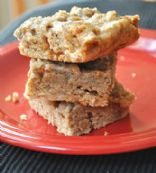 Low Fat Blondies