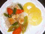 Basic Chicken Stir Fry