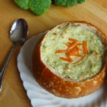 Broccoli Cheddar Soup (Seymour)
