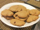 Better for you than the receipe chocolate chip cookies