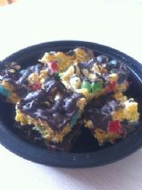 Captain Crunch Berries Squares