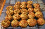 Spinach and Cheese Mini-Muffins