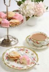 Afternoon Tea Party -  Steeping Tea