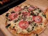 Whole Wheat Thin Crust Pizza Dough