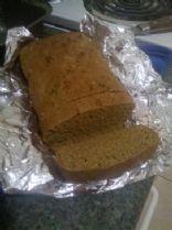 Eggless Mango Bread