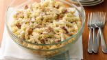 Pillsbury Make-Ahead Chicken Bacon Ranch Pasta- but healthier