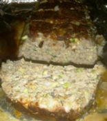 Easy, light, Turkey Meatloaf