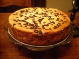 Chocolate Chip Sponge Cake - Passover