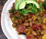 Sweet Potato & Bean Chili