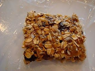 Vegan No-Bake High Fiber/Protein/Peanut Butter Bars