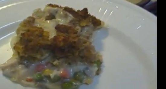 Noreen's Chicken & Stuffing Bake