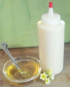 Creamy Honey Dressing