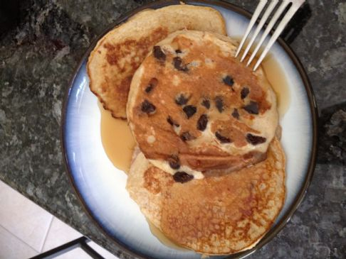 Healthy Protein Pancakes