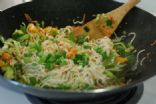Shirataki Noodles with Sauteed Vegetables