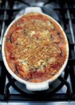 Aubergine Parmigiana (Melanzane alla Parmigiana)