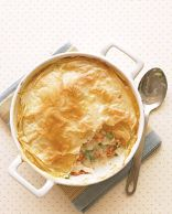 Martha's 'Lighter' Chicken Potpie