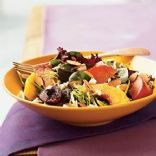 Stone Fruit Salad with Toasted Almonds BOOKWORM27S's