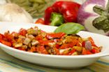 Simple Zucchini Caponata