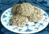 Oatmeal Banana Breakfast Cookies